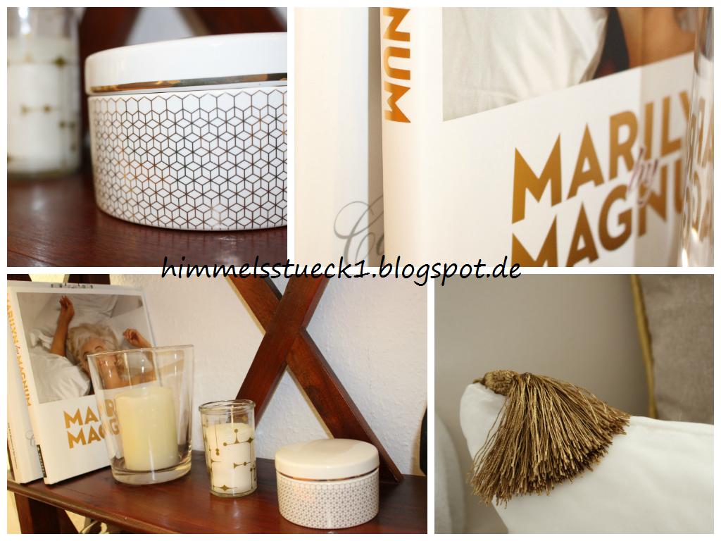 HimmelsstÜck blog: goldener herbst im wohnzimmer   rosÉgold im shop