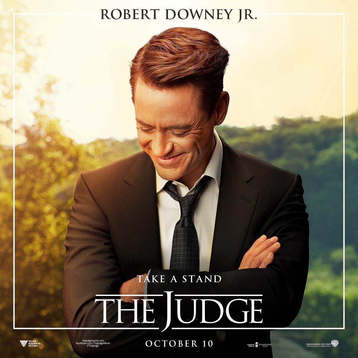 the judge robert downey jr