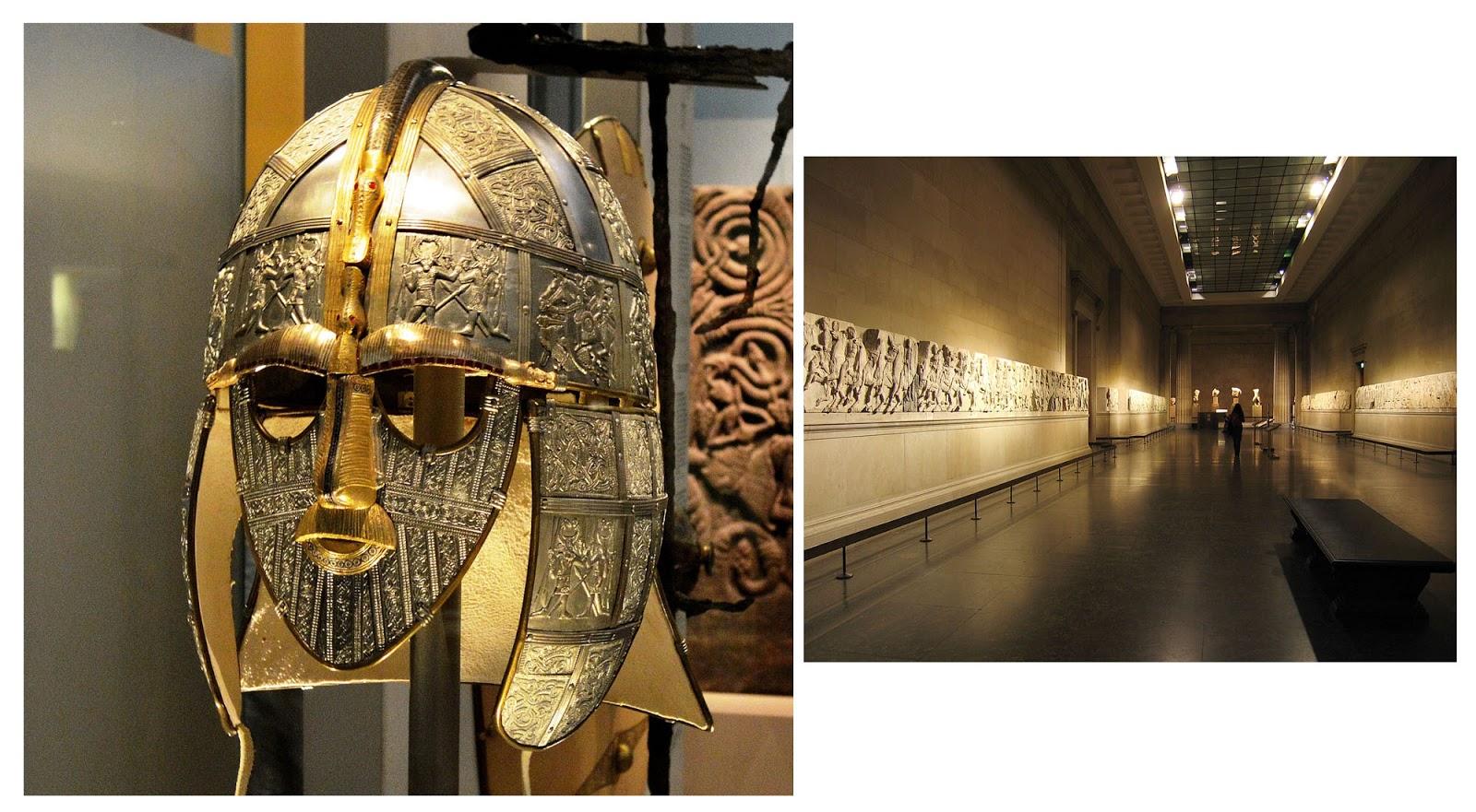 British Museum Sutton Hoo Online Tour