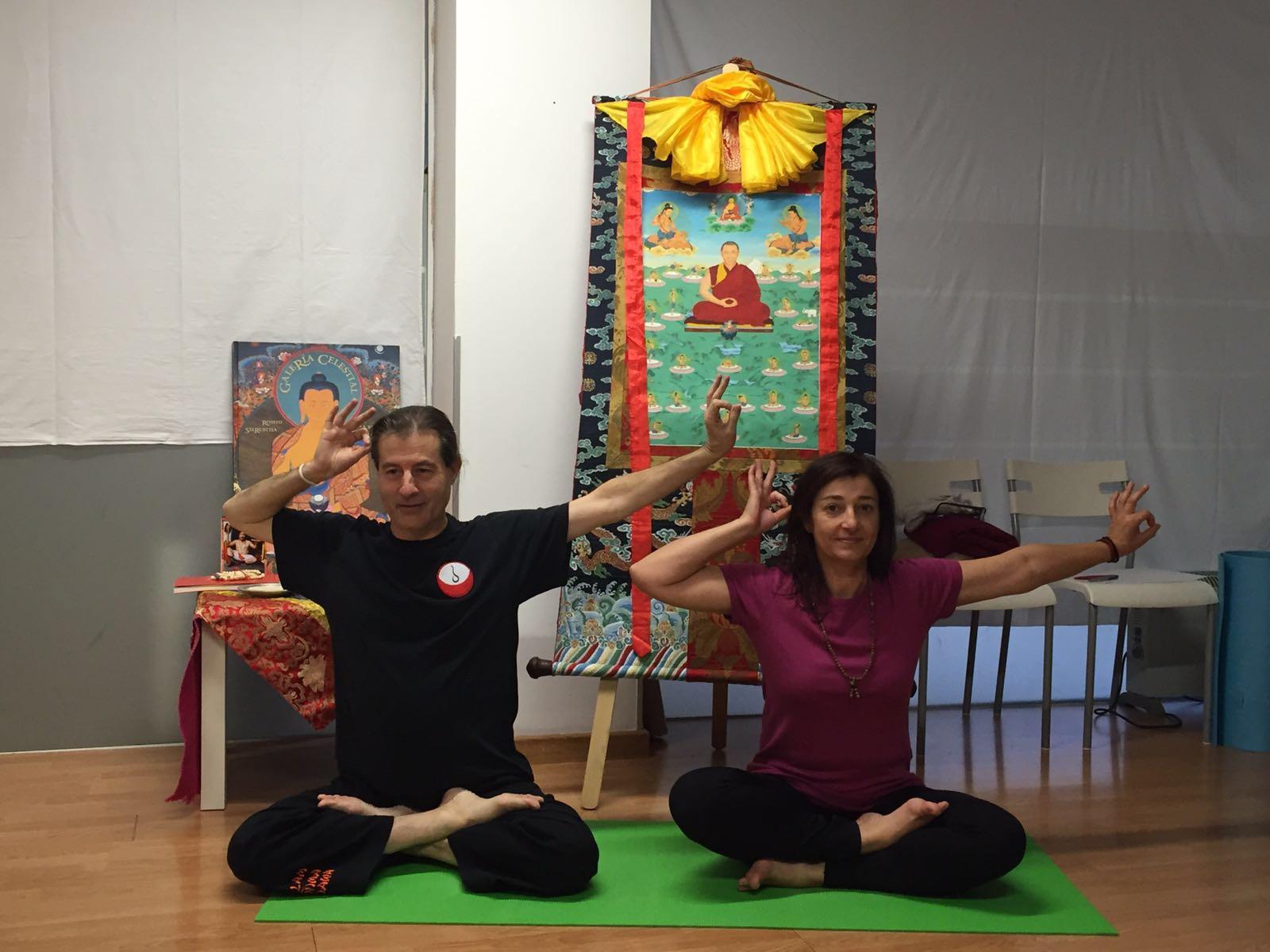 Talleres Lu Jong, Tsa Lung y Meditación