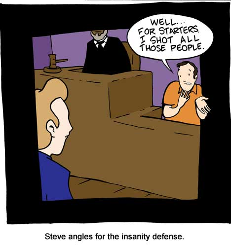 abolish the insanity defense According to the article 'insanity defense among the states', in some states for example kansas, montana, idaho, and utah just abolished the ability to pleading insanity all together.