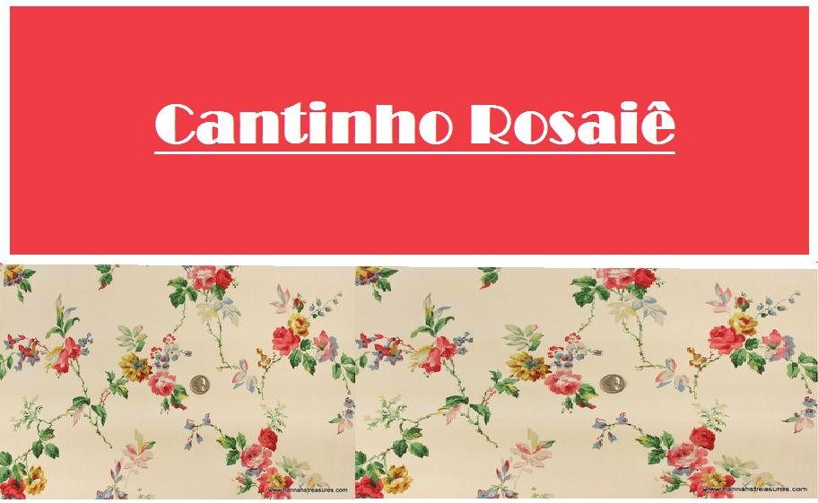Cantinho Rosaiê