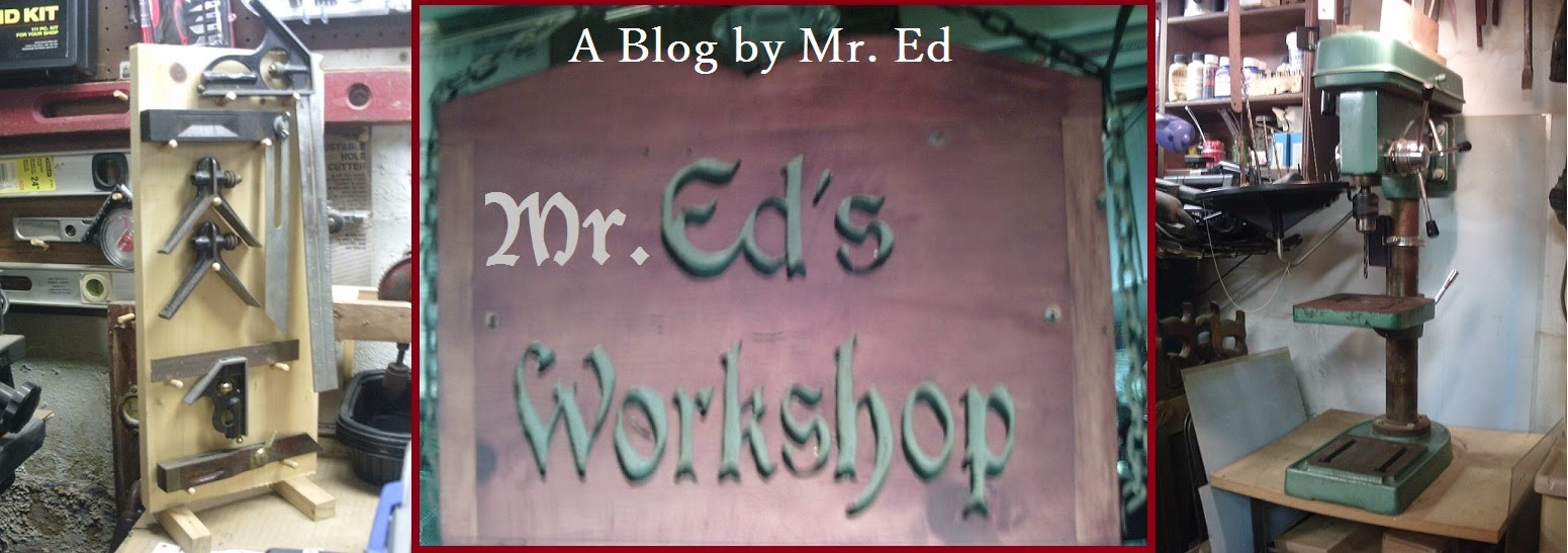 Mr. Ed's Workshop