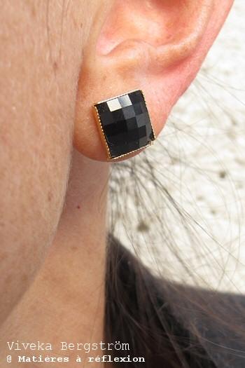 Boucles d'oreilles Viveka Bergström