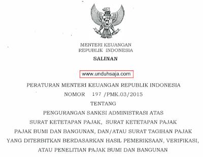 pmk 197 2015