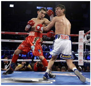 Nonito Donaire Vs Jorge Arce Round 3 Knock out