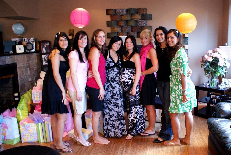 Planning A Baby Shower And Need Ideas?