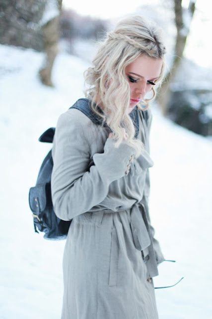 Scandinvian blogger Ulrikke Lund for FAB