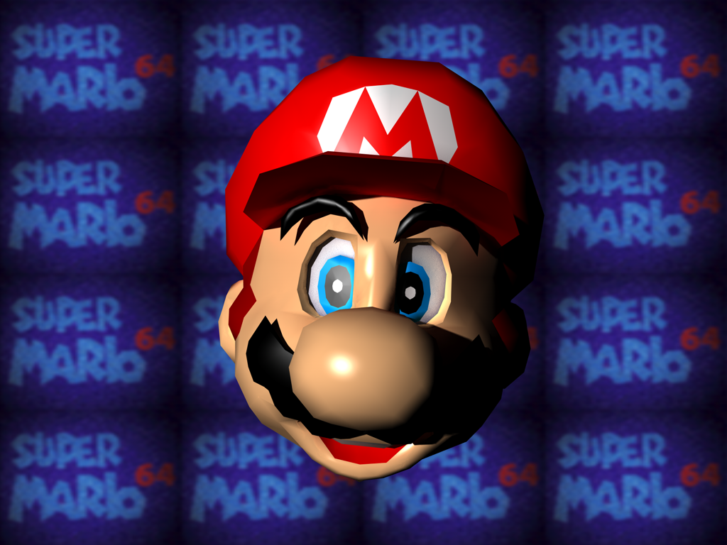 Super Mario HD & Widescreen Wallpaper 0.0847950619135798