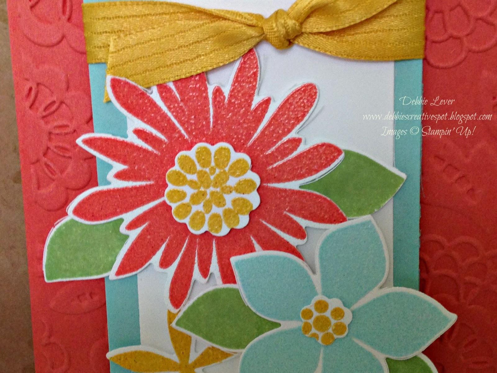 Debbie s Creative Spot Flower Patch