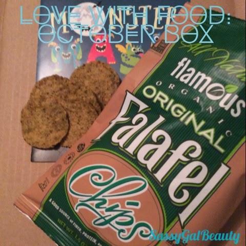Famous Falafel Chips