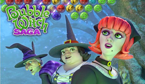 Bubble Witch Saga v3.1.0 [Sınırsız Taşıma Modu] | APK İndir