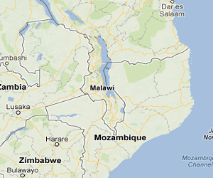 Malawi_google_map