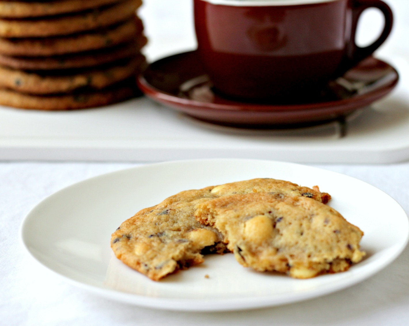 ... cappuccino and cookies have a cappuccino in cookies or have both and