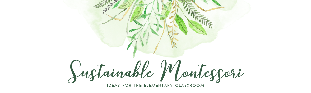 Sustainable Montessori
