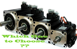 Which Servo Motor to Select