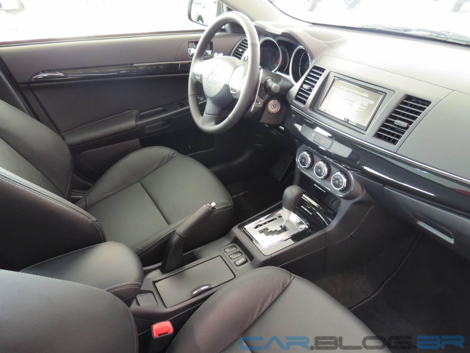 Mitsubishi Lancer GT AWD