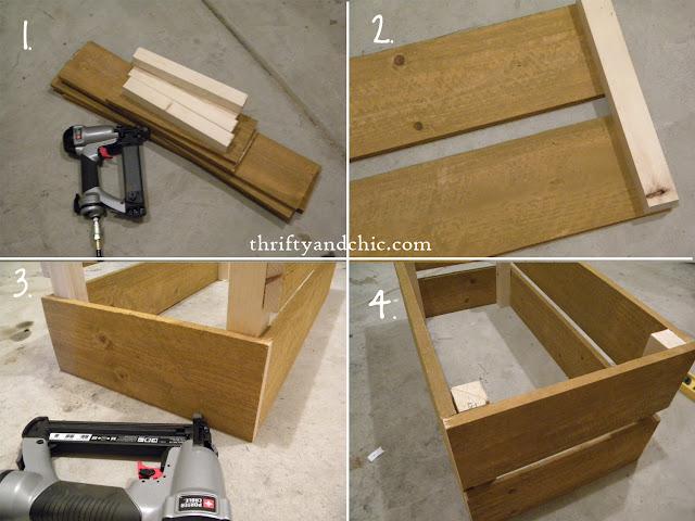 build a crate