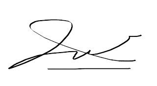 Contoh tanda tangan digital