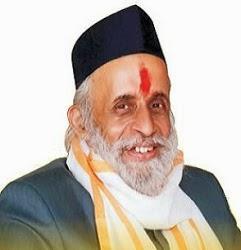 Image: H. H. Shri Narayankaka Maharaj