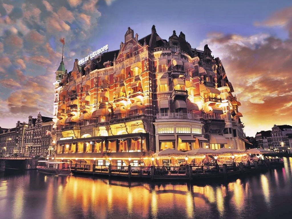 Amsterdam most popular capital city of netherlands for Amsterdam hotel