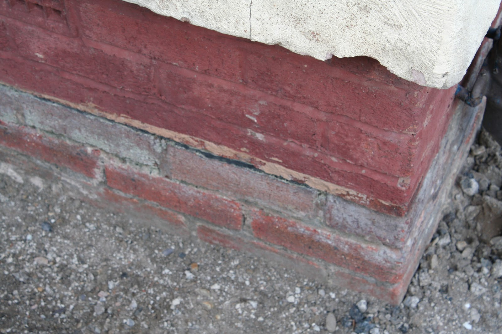 Sorting out the damp problem my house diy extension damp problem caused by damp proof course bridgedlack of dpc and incorrect method of patio doors solutioingenieria Gallery