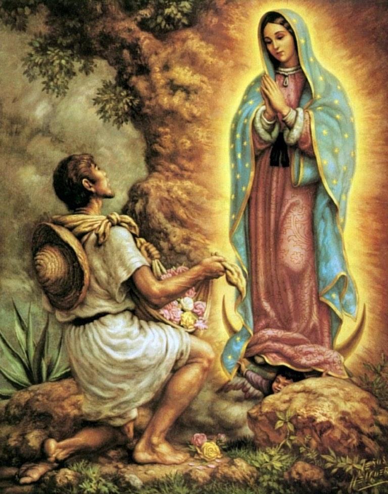 Apariciones de la Virgen de Guadalupe en México (1531)