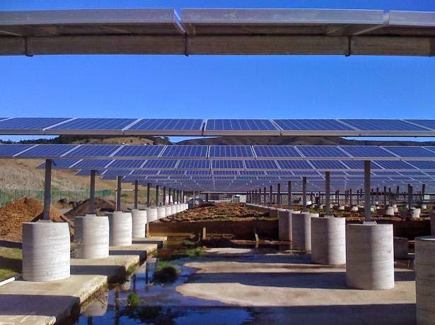 Najnovite Solarni Paneli Vo Makedonija Za 2014