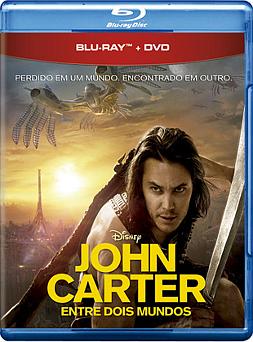 Filme Poster John Carter: Entre Dois Mundos PROPER BDRip XviD Dual Audio & RMVB Dublado