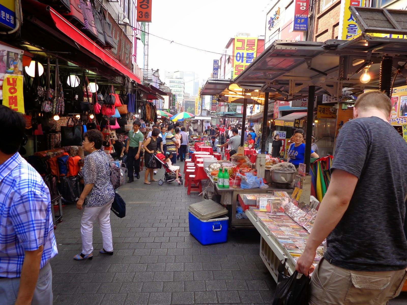 Namdaemun-Market-Seoul