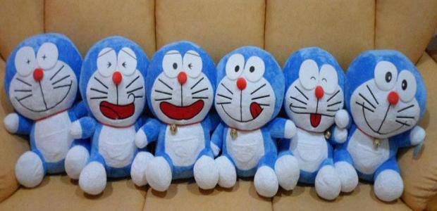 Jual Boneka Doraemon Lucu dan Murah