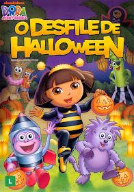 Dora a Aventureira O Desfile de Halloween Online Dublado