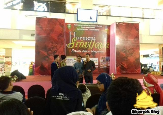 Sikonyols Juri Lomba Harmoni Sriwijaya Bujang Gadis Kampus Sumatera Selatan