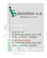 INSUMOS S.A.