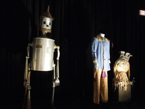 Tinman Scarecrow Return to Oz
