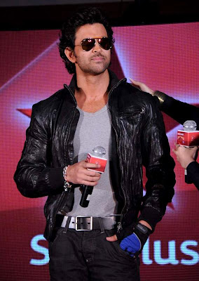 Hrithik Roshan look handsome in just dance