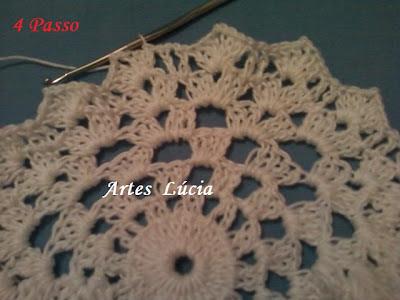 Hoje vou ensinar como fazer um Baleiro Reciclado de Croche.