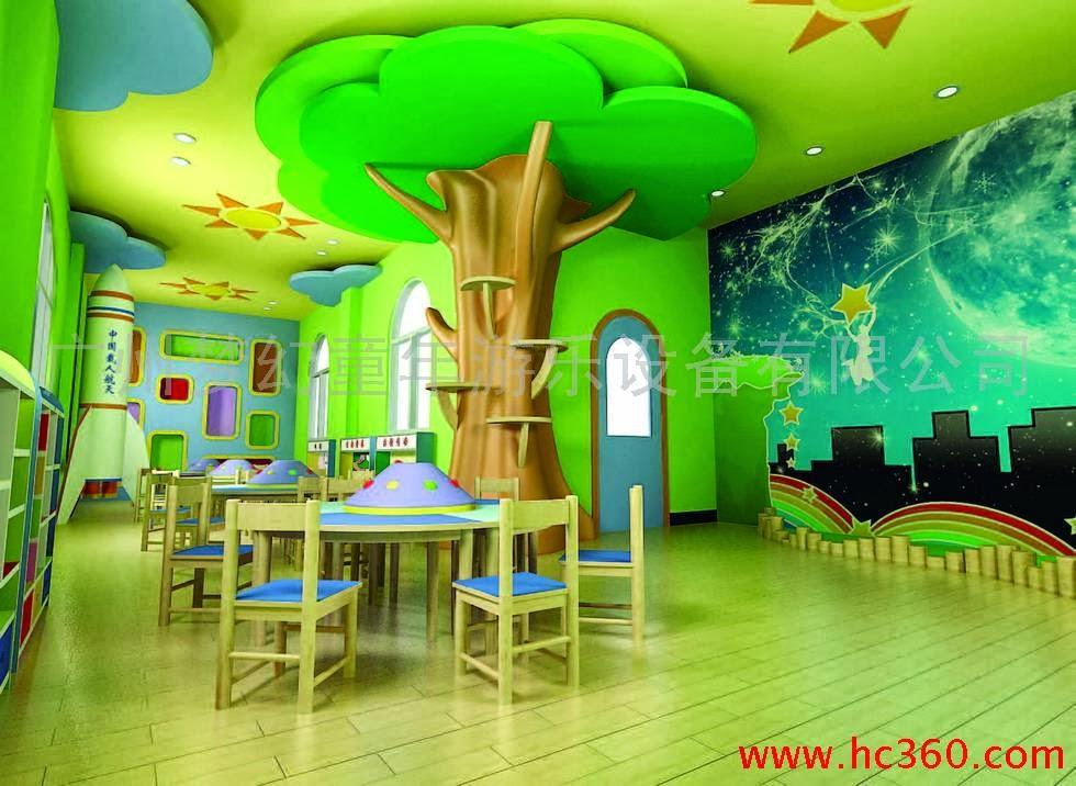 Ideias Originais para usar na Decoração de um Jardim de Infância