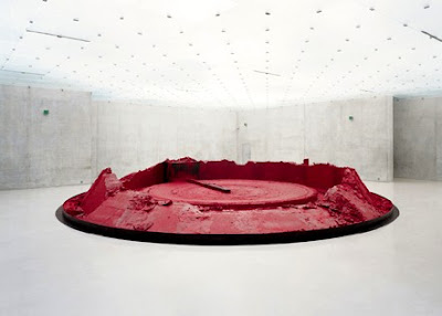 anish kapoor gallery 6 - ANISH KAPOOR: Exposición en Madrid