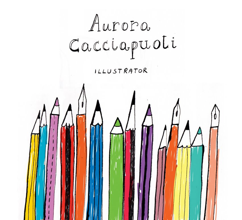 Aurora Cacciapuoti Illustrator