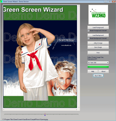 Download Green Screen Wizard