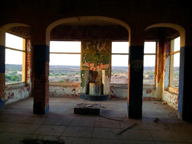 Liebig Ghost House, Khomas Hochland, Namibia - photo gallery