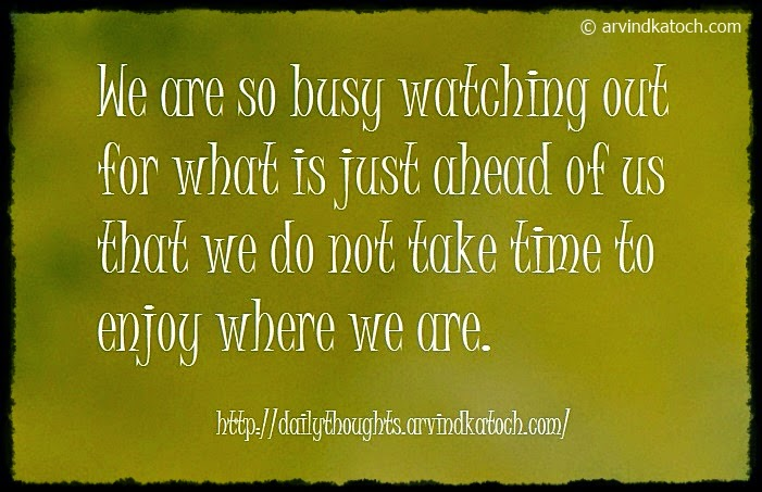 Busy, ahead, time, Thought, Quote,