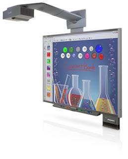 produk papan tulis elektronik