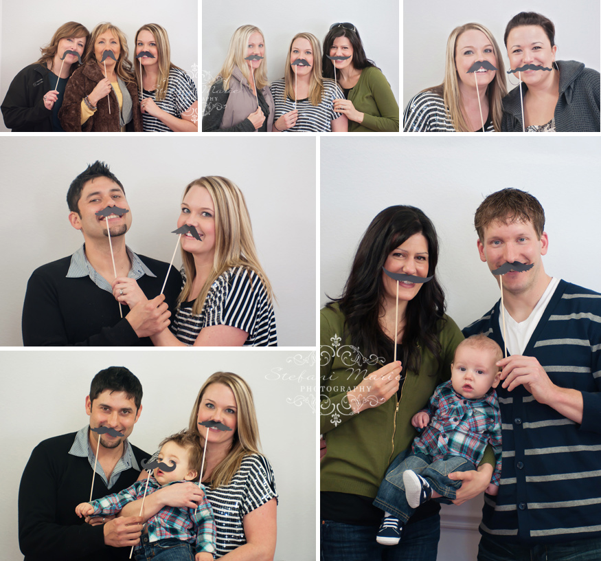 Stefani Marie Photography: Jett's First Birthday Party And