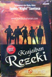novel Keajaiban Rezeki dari Tasaro GK