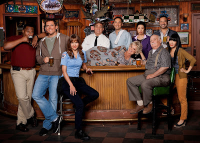 The cast of Sullivan and Son
