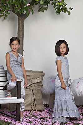 Spring Summer 2013 Fashion Barbara Freres  Kindermode