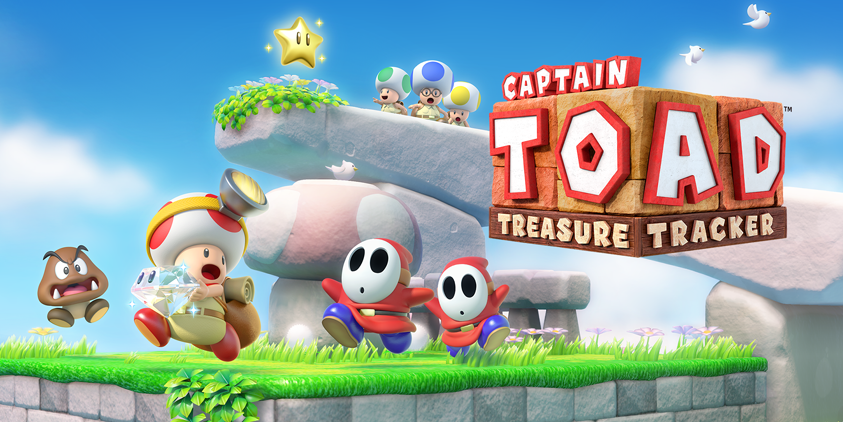 Captain Toad: Treasure Tracker (Wii U) Review