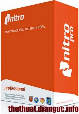 Download Nitro Pro 9.0.5.9 Full Crack – Phần mềm tạo và chỉnh sửa file PDF chuyên nghiệp